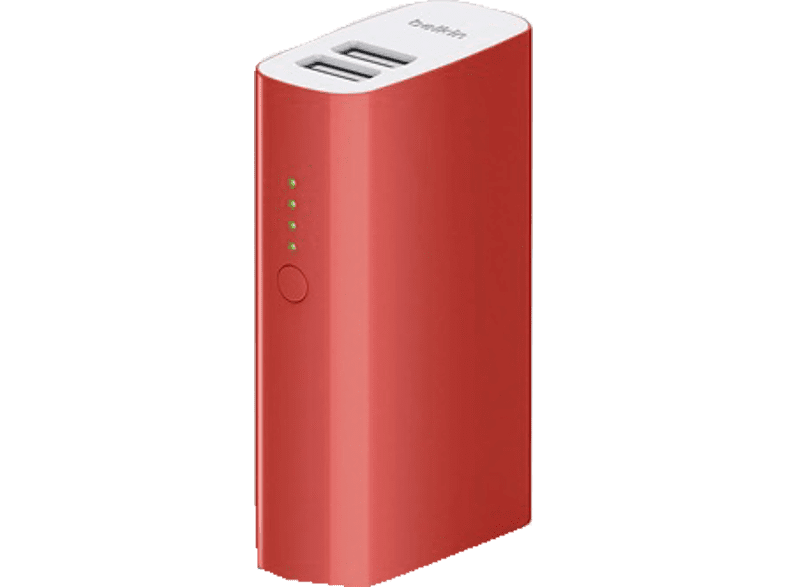BELKIN Powerbank Power Pack 4000 mAh (F8M979BTRED)