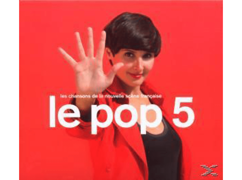 VARIOUS - Le Pop 5 [CD]