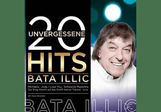 Bata Illic - 20 Unvergessene Hits  - (CD)