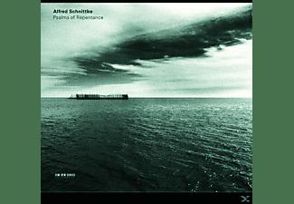 Schwed.Rundfunkchor/Kaljuste - Psalms Of Repentance  - (CD)