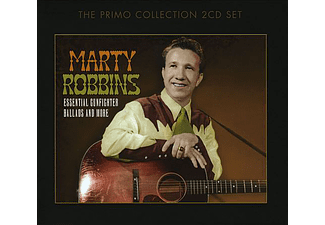 Marty Robbins - Essential Gunfighter Ballads and More (CD)