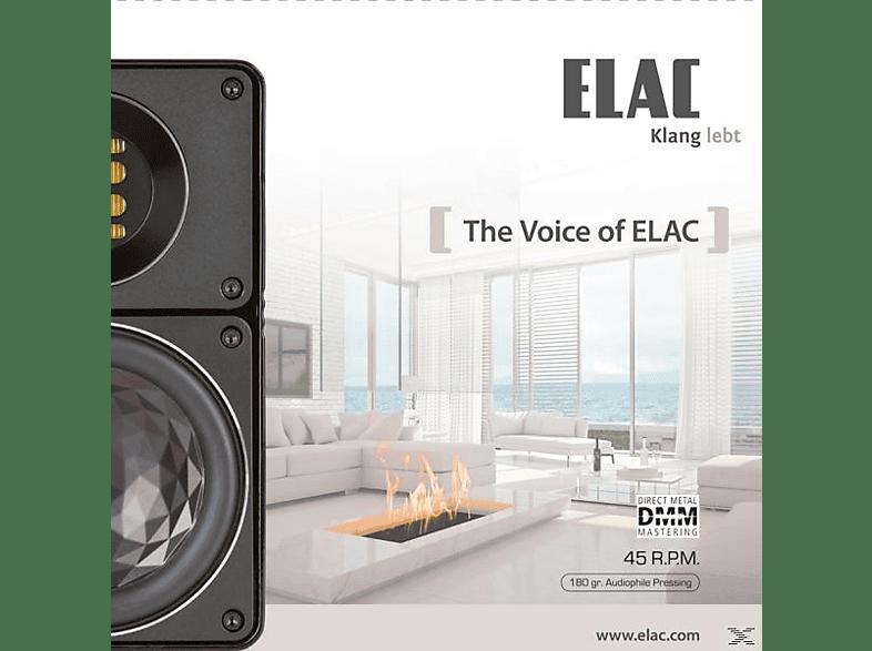 VARIOUS - The Voice Of Elac (45 Rpm) [Vinyl]