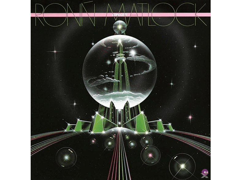 Ronn Matlock - Love City [Vinyl]