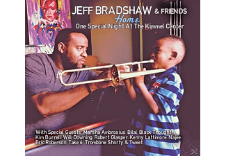 Jeff Bradshaw - Home-One Special Night At The Kimmel Center - (CD)