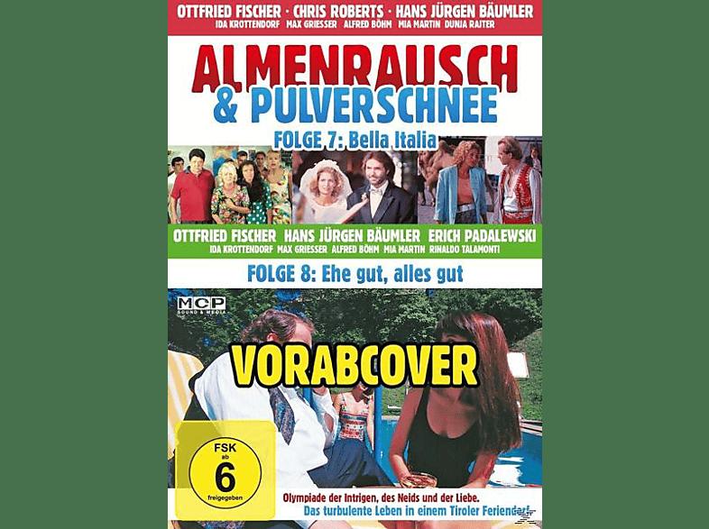 ALMENRAUSCH & PULVERSCHNEE - FOLGE [DVD]