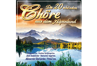 VARIOUS - Die 20 Schönsten Chöre Aus Dem [CD]