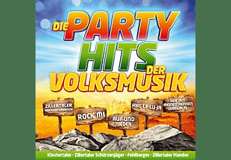 VARIOUS - Die Party-Hits der Volksmusik - Folge 1  - (CD)