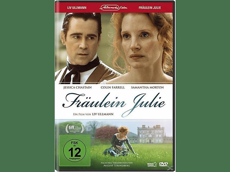Fräulein Julie  [DVD]