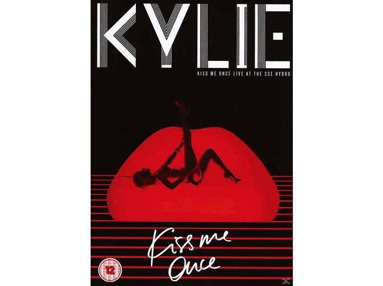 Kylie Minogue - Kiss Me Once - Live At The Sse Hydro [DVD + CD]