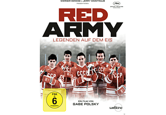 Red Army - (DVD)