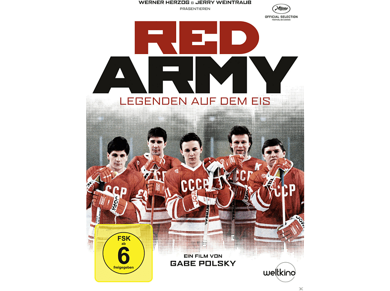 Red Army [DVD]