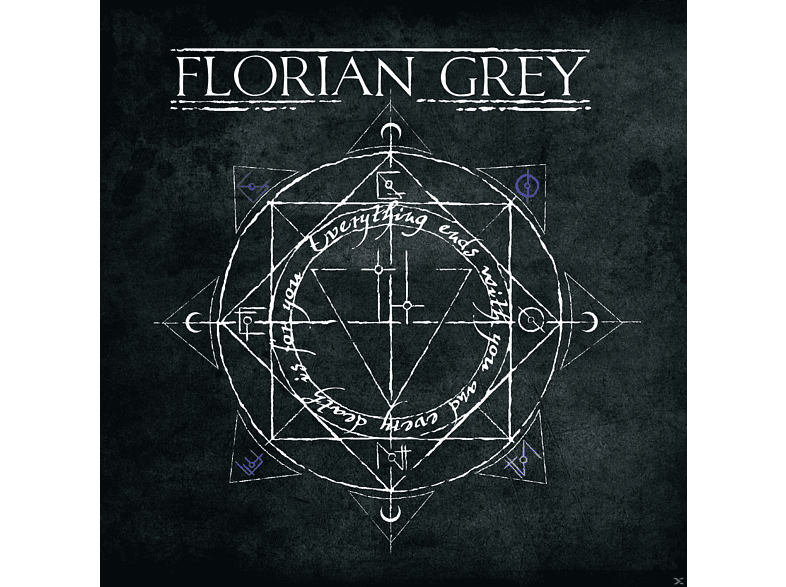 Florian Grey - Gone [CD]