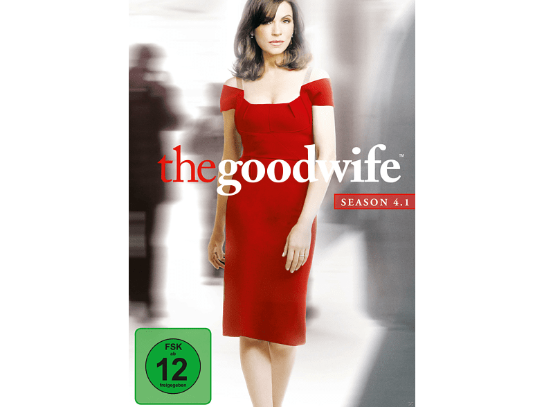 The Good Wife - Staffel 4.1 [DVD]