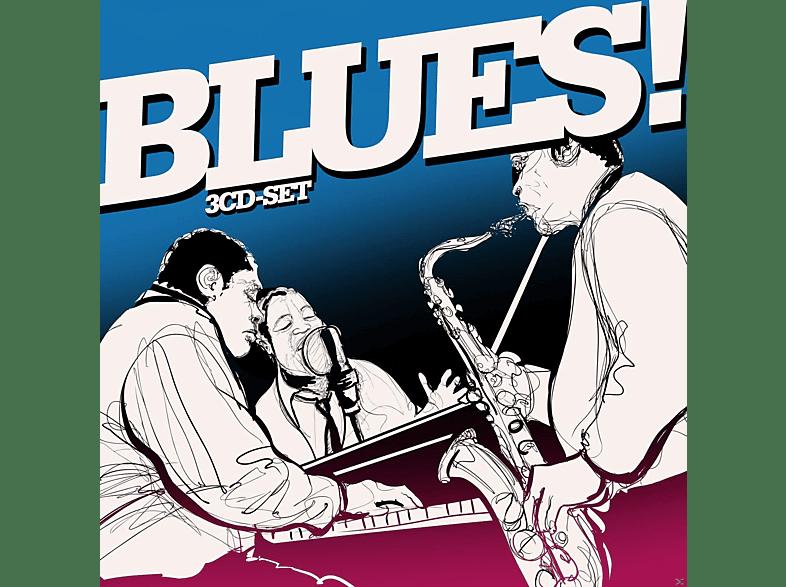 VARIOUS - Blues! [CD]