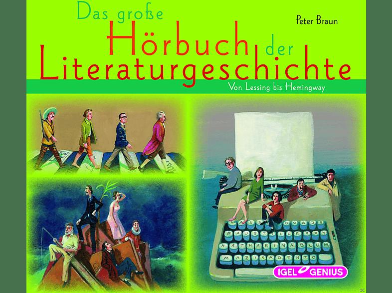 Das große Hörbuch der Literaturgeschichte - (CD)