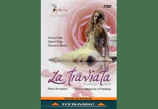 Cinzia Forte, Salmir Pirgu, Giovanni Meoni - La Traviata  - (DVD)