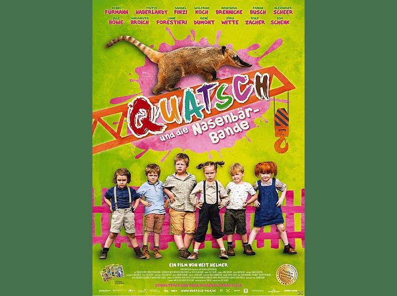 Quatsch und die Nasenbär-Bande [DVD]