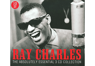 Ray Charles - The Absolutely Essential 3 CD Collection (CD)