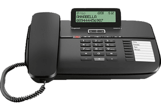 GIGASET DA810A Analogtelefon + Anrufbeantworter L36350-W214-C101