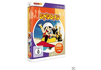 Sindbad - Komplettbox - Folge 1-42 DVD