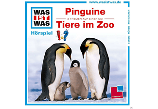 Was Ist Was - Folge 28: Pinguine/Tiere Im Zoo  - (CD)