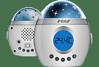 REER 52050 Einschlaflicht Weiß/Grau