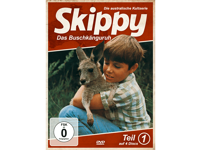 Skippy - Das Buschkänguruh - Staffel 1 [DVD]