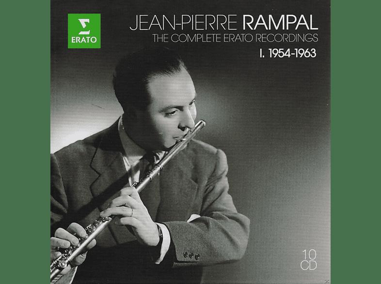 Rampal Jean-pierre - The Complete Erato Recordings Vol.1 1954- [CD]