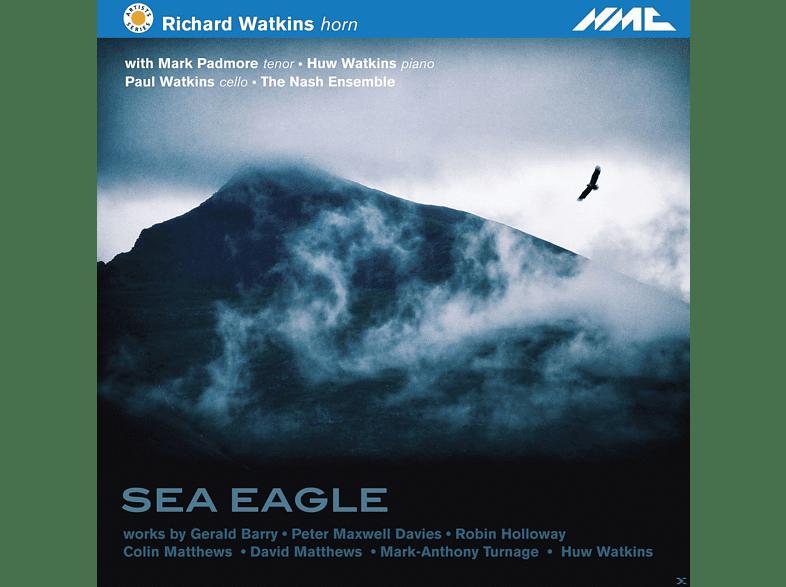 Richard Watkins - Sea Eagle - Werke Für's Horn [CD]