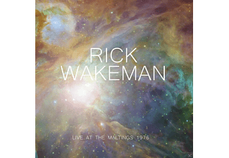 Rick Wakema - Live At Maltings 1976 - (Vinyl)