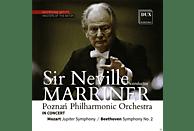 Poznan Philharmonic Orchestra - Marriner: Jupiter Symphony - Symphony No. 2 [CD]