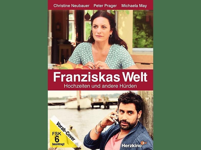 Franziskas Welt - Hochzeiten und andere Hürden [DVD]