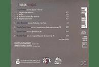 Christian Danowicz, Anna Rutkowska-Schock - Le Violon Francais [CD]