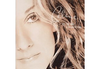 Céline Dion - ALL THE WAY - A DECADE OF SONG  - (CD)