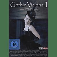 VARIOUS - Gothic Vision Vol.2 [DVD + CD]
