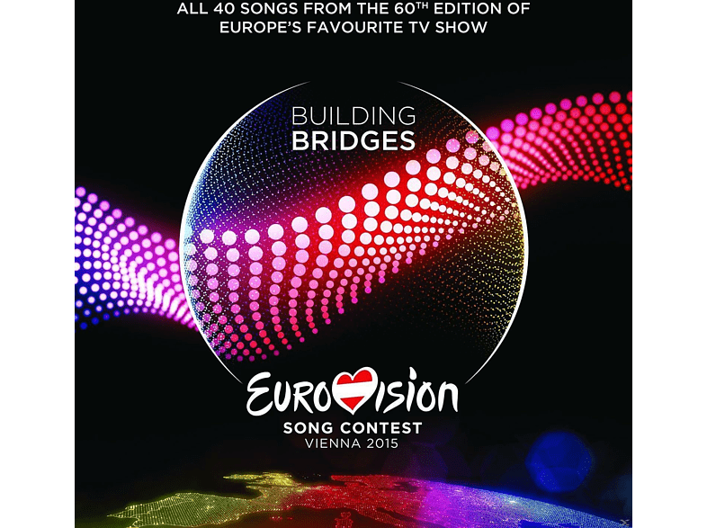 Various - Eurovision Song Contest, Vienna 2015 [CD]
