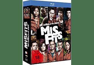 Misfits - Die komplette Serie (inkl. Poster) Blu-ray