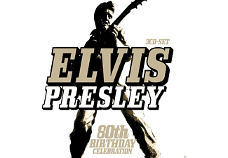 Elvis Presley - Birthday Celebration 80th - (CD)