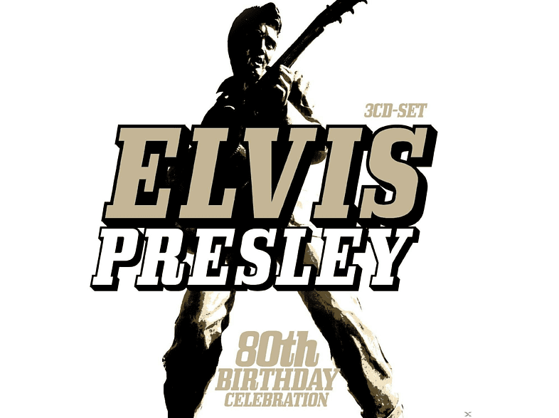 Elvis Presley - Birthday Celebration 80th [CD]