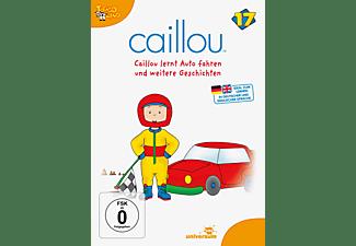 Caillou 17: Caillou Lernt Auto Fahren [DVD]