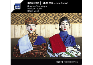 VARIOUS - Indonesie - (CD)
