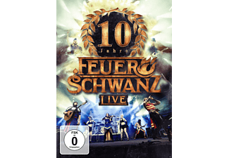 Feuerschwanz - 10 Jahre Feuerschwanz Live (Extended Edition)  - (CD)