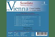 Gunar Letzbor, Ars Antiqua Austria - Scordato-Ex Vienna Vol.2 [CD]
