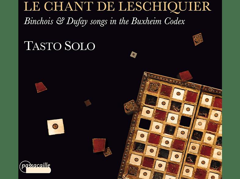 Tasto Solo - Le Chant De Leschiquier [CD]