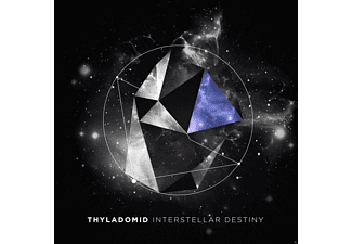Thyladomid - Interstellar Destiny - (CD)