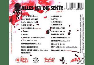 Die Sekte - Alles Ist Die Sekte-Album Nr.3  - (CD)