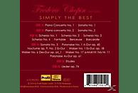 Maurizio Pollini, Arthur Rubinstein, Eugene Mursky, Konrad Jarnot, The Philharmonia Orchestra - Simply The Best: Klavierkonzerte/Sonaten/Etüden/+ [CD]