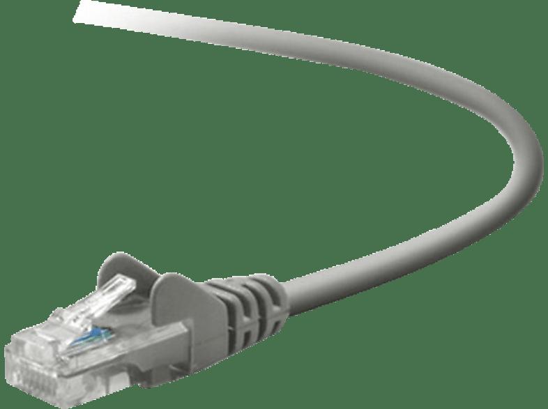 BELKIN Câble Ethernet Cat 5 (A3L791R30M-S)