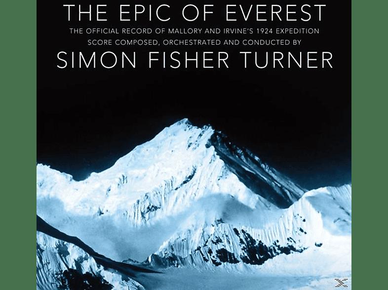 Simon Fisher Turner - The Epic Of Everest (Ost) [LP + Bonus-CD]