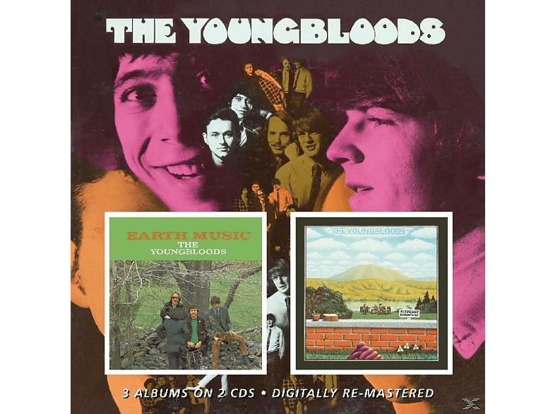 The Youngbloods - Earth Music [CD]